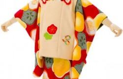 七五三 着付け小物 3歳女の子 被布セットについて
