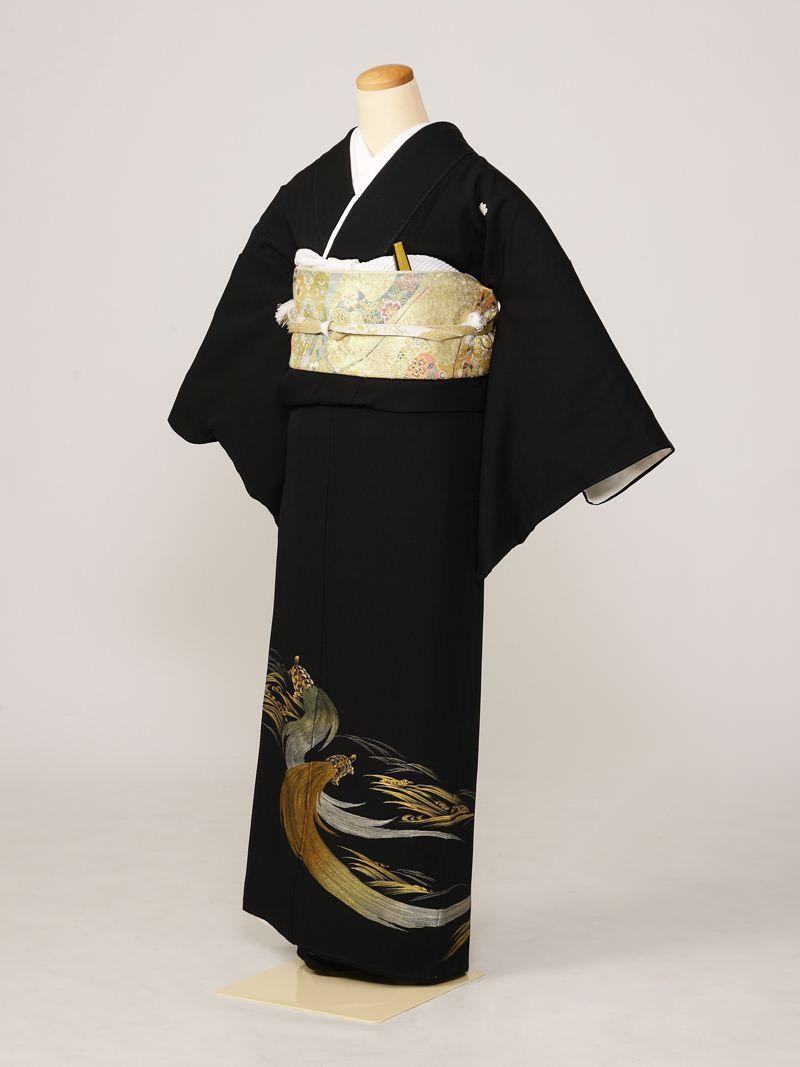 留袖 亀 着物レンタル ミセスの第一礼装